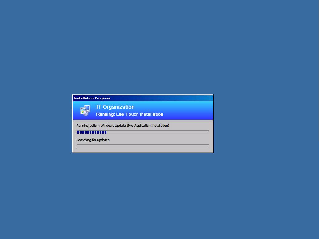fout bij configureren windows updates