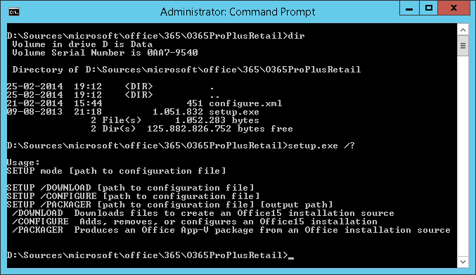 Office 365 - Automatic deployment of Office 365 with MDT