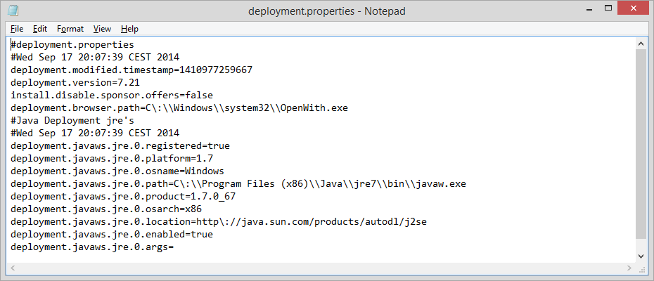 deployment.properties